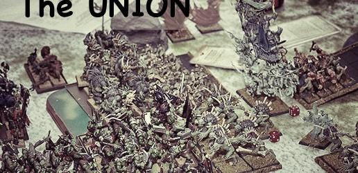 Летний Командный Кубок 2013 по Warhammer Fantasy Battles в клубе The Union.