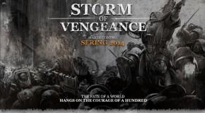 Анонсирована игра Warhammer 40,000: Storm of Vengeance