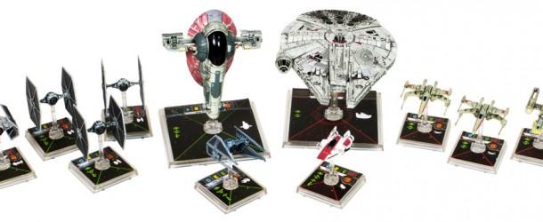 X-wing: Формирование отряда