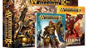Начните играть в Warhammer с друзьями!