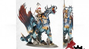 Age of Sigmar и Warhammer 40000 — новые книги и миниатюры!